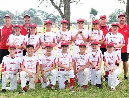 Stealers players make Ryde Hawks LL All Star team