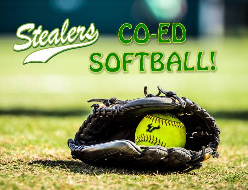 Co-ed Softball is back!